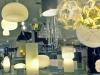 grossiste destockage  equipement-maison Palettes luminaires